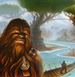 Chewie's Home World – Original Sony Gaming Painting Picture