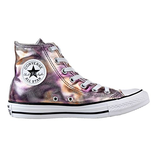 Converse Heren Chuck Taylor All Star Hi Canvas Trainers Stof Roze