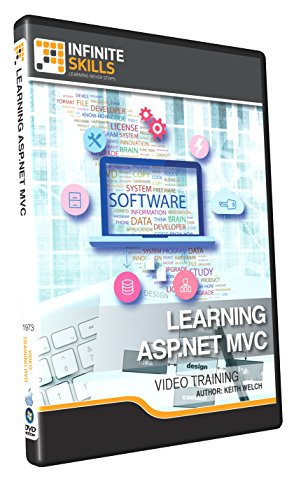 Price comparison product image Learning ASP.Net MVC - Training DVD