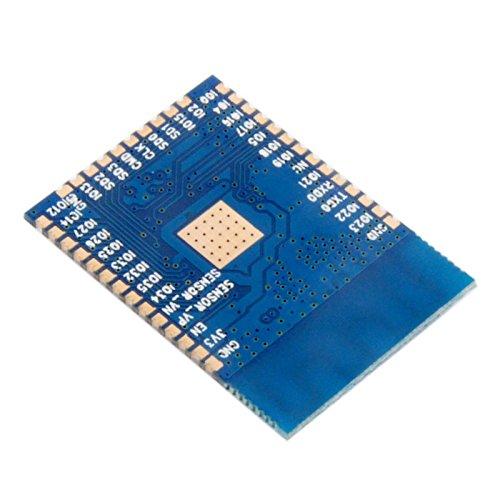 Tebuyus ESP-32S WiFi+ Bluetooth 4.2 Dual Core CPU MCU Module Low-power-bluetooth ESP32 System