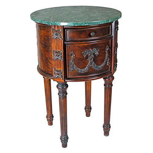 Design Toscano The Beaufort End Table