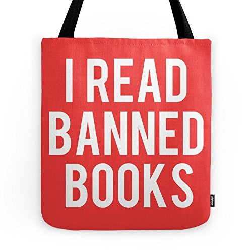 I Read Banned Books Tote Bag - 2