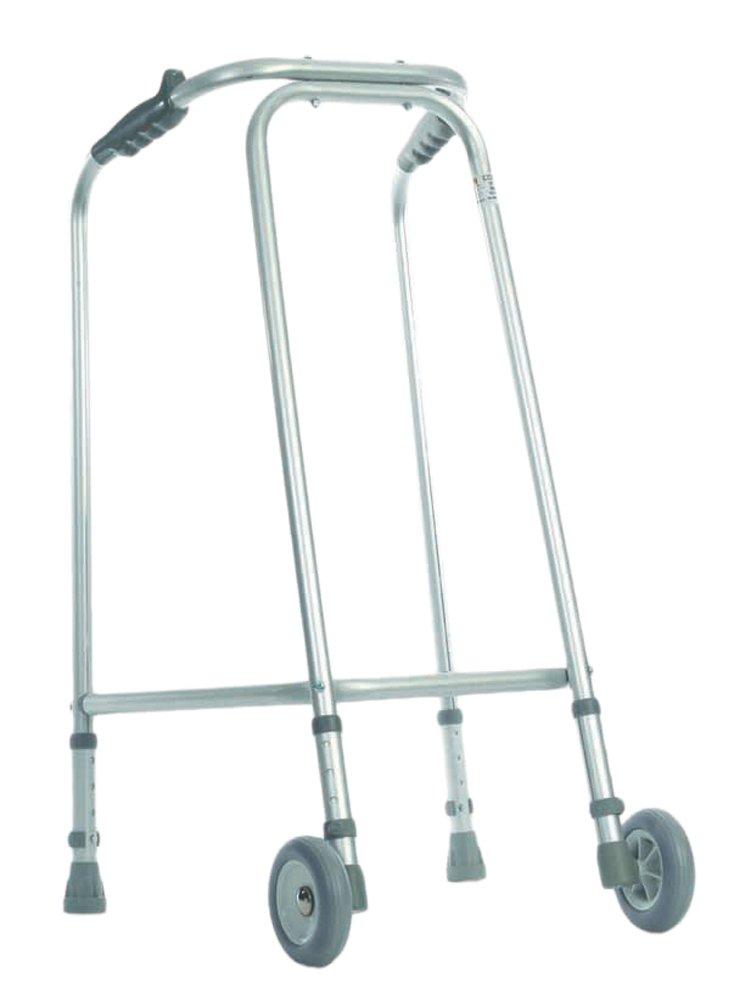 Aidapt - Andador con ruedas y estructura ultrafina