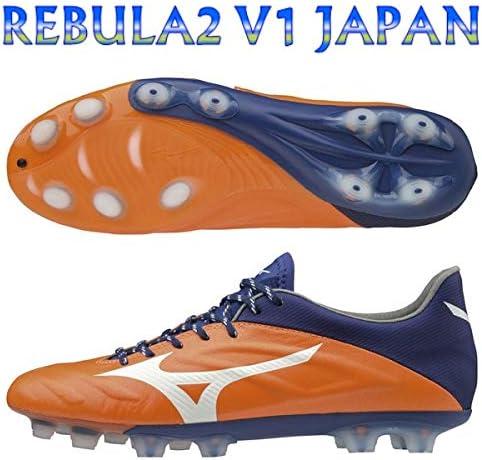 レビュラ 2 V1 JAPAN オレンジ×ホワイト×ブルー モレステ限定モデル サッカースパイク P1GA197054