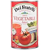 TableTop King 46 oz. Canned Vegetable Juice - 12/Case