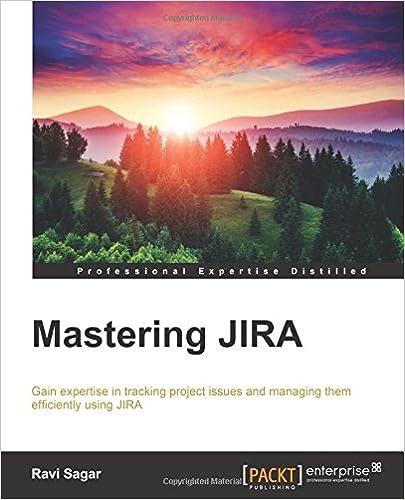 Mastering JIRA Ravi Sagar