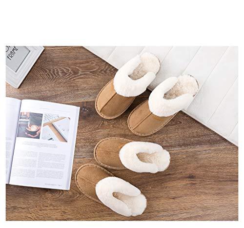 Invernali Antiscivolo Pastaza Morbido Interno Donna Pantofole Peluche Giallo Scarpe Da Per c rXXZ5wq