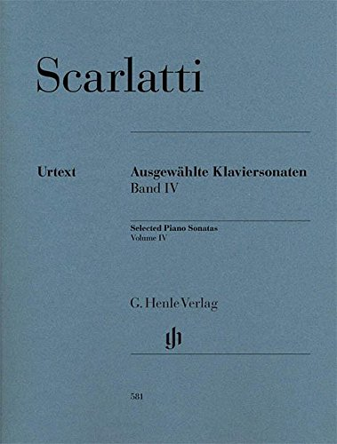 Scarlatti: Selected Piano Sonatas - Volume 4 ()