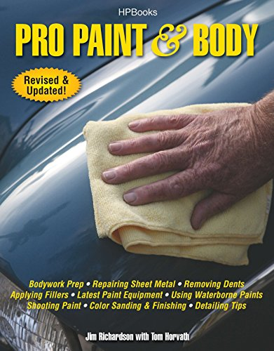 Pro Paint & Body HP1563