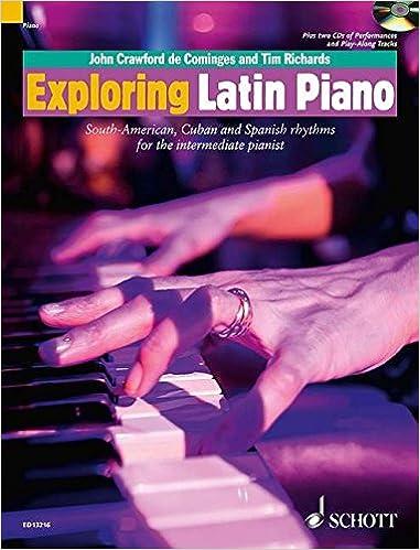 Resultado de imagen de tim richards exploring latin piano