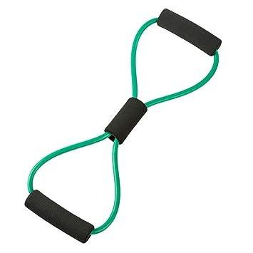 Balight Cinturones de Yoga 8 Formas de Tubo de látex de ...