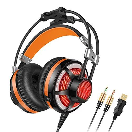 Honstek Over Ear Microphone Vibration Computer product image