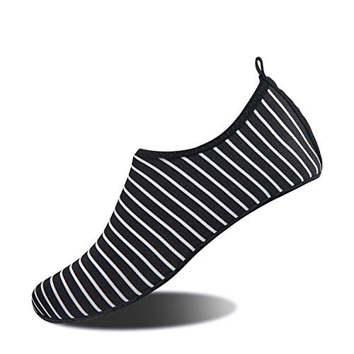 Skin Womens Shoes Yoga Swim Black Socks Mens White Barefoot Diving Water Shoes Surfing Snorkeling Beach IceUnicorn for Running Outdoor Exercise nRgtwx814q