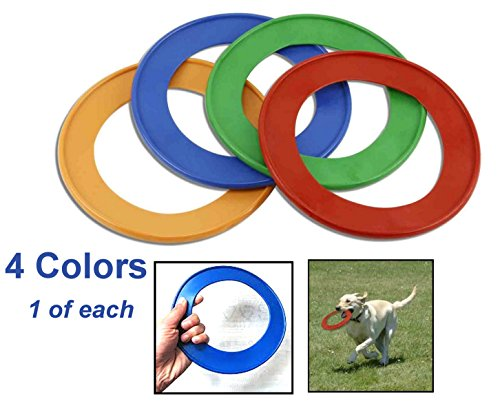 Pet Ring Fetch Frisbee Rings