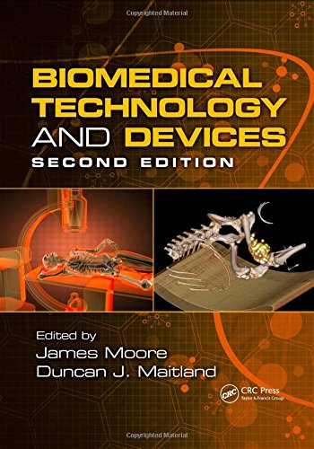 Biomedical Technology and Devices, Second Edition (Handbook Series for Mechanical Engineering)