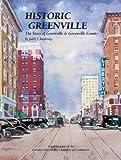 Historic Greenville, Judith Bainbridge, 1893619850