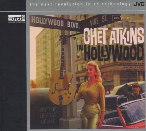 Chet Atkins in Hollywood by Jvc / Xrcd