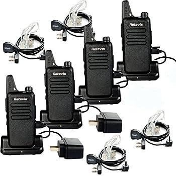 retevis rt22 team walkie talkie 16 ch uhf 400. Black Bedroom Furniture Sets. Home Design Ideas