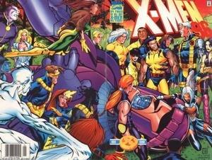 Read Online X-Men #1996 Annual pdf epub