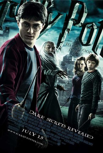 Harry Potter and the Half-Blood Prince 11x17 Movie Poster (Harry Potter And The Half Blood Prince Poster)