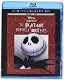 Tim Burton's The Nightmare Before Christmas - 20th Anniversary Edition (Blu-ray / DVD Combo Pack)