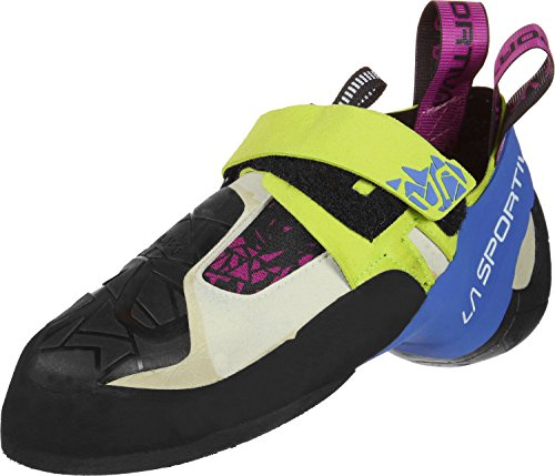 La Sportiva Mutant Scarpe Da Corsa Da Donna - Ss18 Skwama Donna Verde Mela / Blu Cobalto Talla: 41
