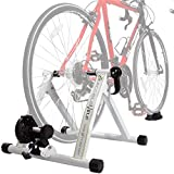 Hot Sale! Portable Indoor Exercise Magnetic Resistance Bicycle Trainer Stand Bike 3