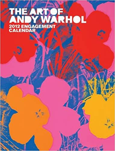 the art of andy warhol 2012 calendar