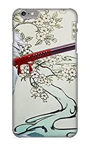 Quality Standinmyside Case Cover With Anime Touhou Nice Appearance Compatible With Iphone 6 Plus()