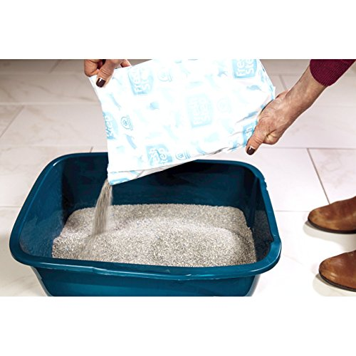 Image of Fresh Step Triple Action Scented Litter, Clumping Cat Litter, 34 Pounds