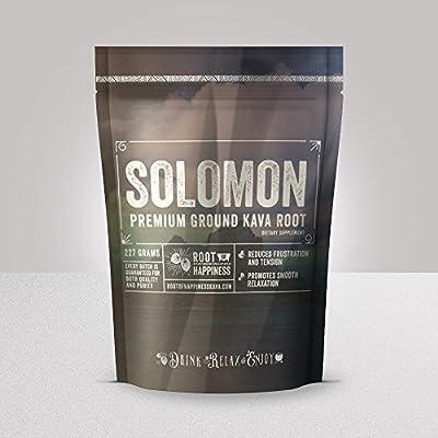 Premium Solomon Kava Powder - 1/2lb