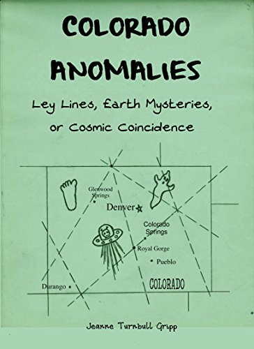 Spirit Costume Coupon (Colorado Anomalies - Ley Lines, Earth Mysteries, or Cosmic)