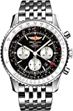 Breitling Navitimer GMT Men's Watch AB044121/BD24-453A фото