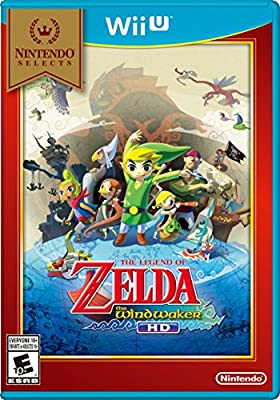 Nintendo Selects: The Legend of Zelda: The Wind Waker HD - Wii U from Nintendo