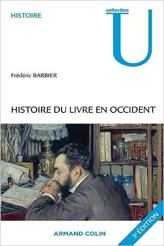 En ligne Histoire du livre en Occident epub pdf