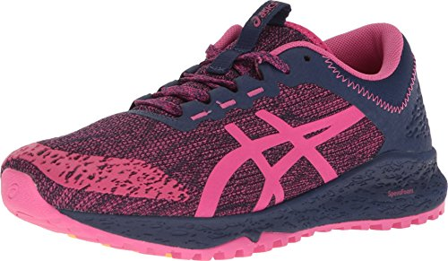 ASICS Women's Alpine XT Running Shoe Fuchsia Purple/Fuchsia Purple/Indigo Blue 8 - Purple Shoes Designer