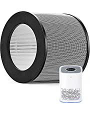 AP006 Original Air Purifier Replacement Filter, True HEPA High-Efficiency Filter Eliminate Smoke, Dust, Pollen, Dander Air Purifiers for Home, Bedroom, Living Room, Kitchen, and Office