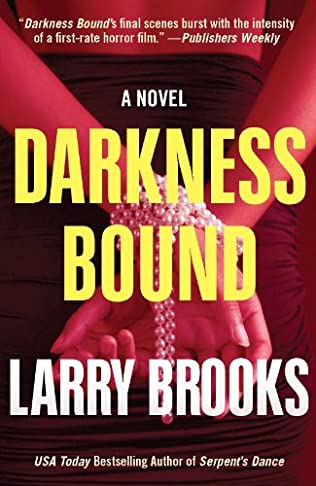book cover of Darkness Bound