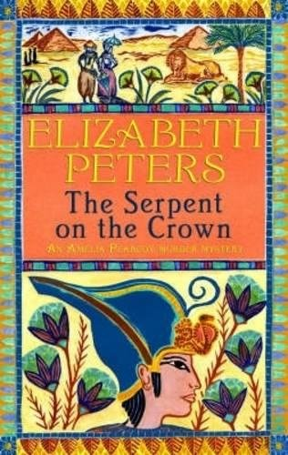 book cover of The Serpent on the Crown