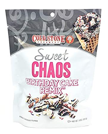 Amazon Com Cold Stone Creamery Naturally Flavored Sweet Chaos 1