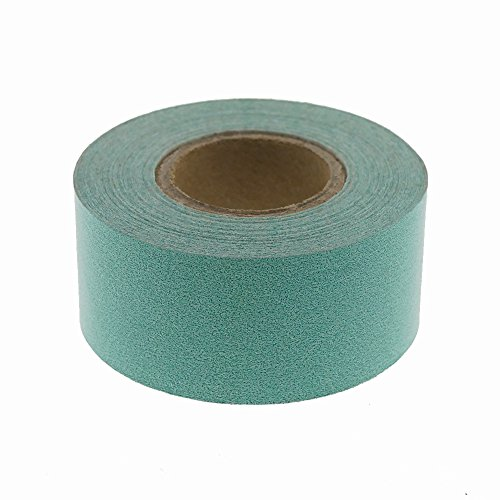 "1"" Aqua Color-Code, Clean-Remove Labeling Tape, Write On Surface 