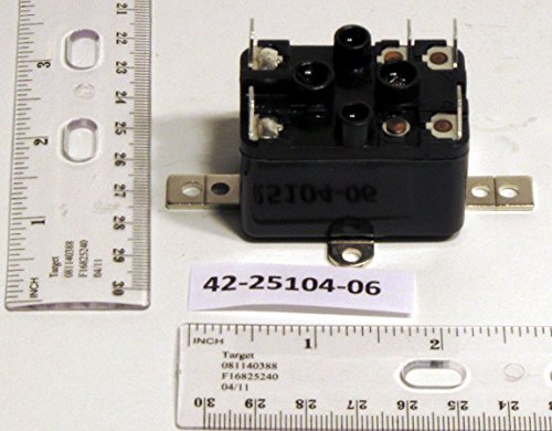 Ruud Air Conditioning Relay Spdt 24V by Ruud Air Conditioning