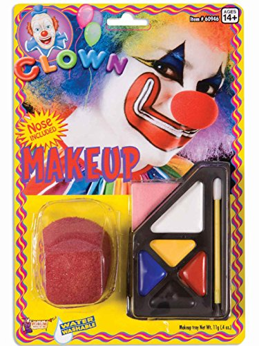 Forum Novelties Clown Make Up -
