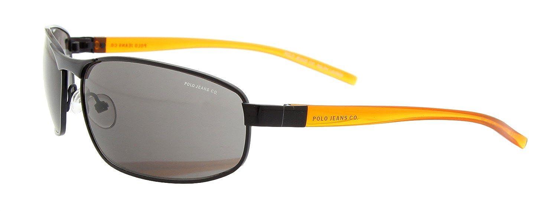 Ralph Lauren Hombre Gafas de sol Benton Azul Oscuro/Naranja Benton ...