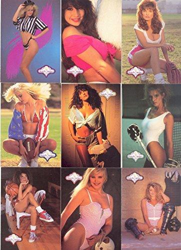 Battlestar Galactica Trading Cards - BENCHWARMER 1992 SERIES 1 COMPLETE BASE CARD SET OF 120 SPORTS