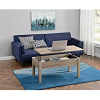 Mainstays Lift-Top Coffee Table (Multiple Colors)
