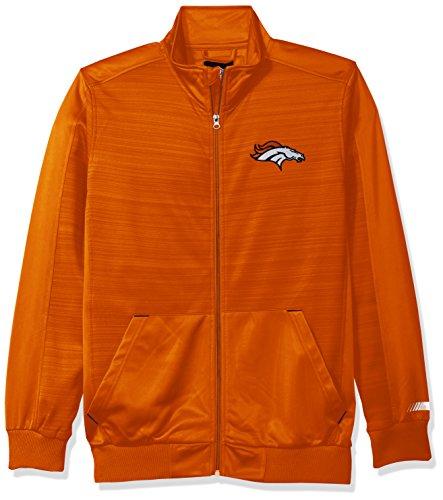 59168f3dfb2 Denver Broncos Jacket. G-III Sports NFL Denver Broncos Men s Progression Full  Zip ...