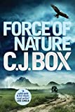 Front cover for the book Force of Nature by C. J. Box