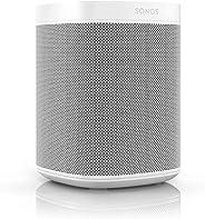 Sonos One (Gen 2) - Voice Controlled Smart Speaker with Amazon Alexa Built-in - White