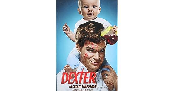 Dexter Temporada 4(Dexter Season 4): Amazon.com.mx: Películas y ...